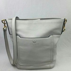 Marc Jacobs Empire City Leather Bucket Bag
